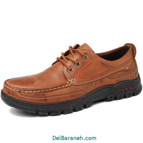 کفش چرم مردانه و پسرانه (۹۰)