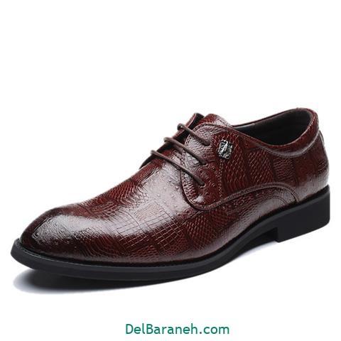 کفش چرم مردانه و پسرانه (۹۴)