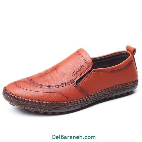 کفش چرم مردانه و پسرانه (۹۵)