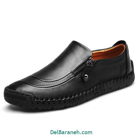 کفش چرم مردانه و پسرانه (۹۸)