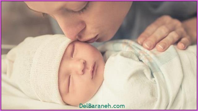 بوسه و بوسیدن مادرانه چه تعبیری دارد؟