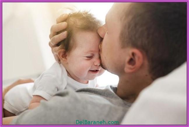 بوسیدن کودک خودتان در خواب چه تعبیری دارد؟
