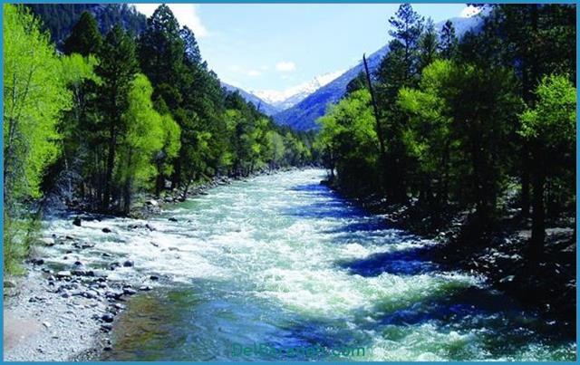 تعبیر خواب خوردن آب رودخانه