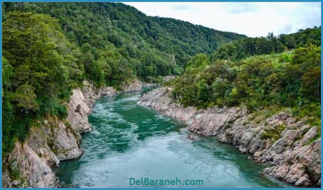 تعبیر خواب رودخانه از نظر حضرت دانیال (ع)