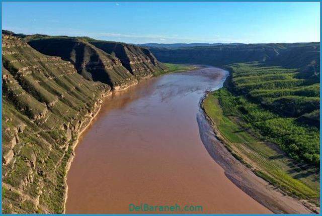 تعبیر خواب رودخانه ای با آب کثیف