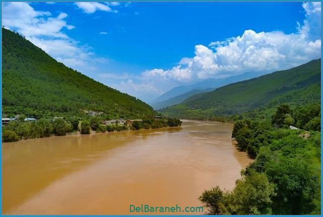 تعبیر خواب رودخانه سیلاب