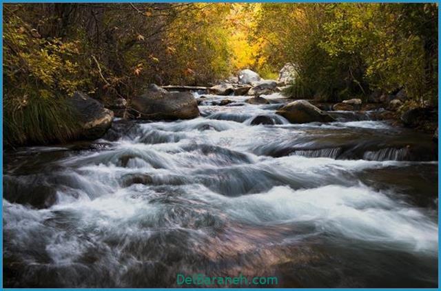 تعبیر خواب رودخانه طبیعی و قوی