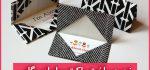 آموزش تصویری گام به گام ساختن پاکت هدیه اوریگامی (۷)