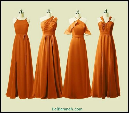 مدل لباس زیبا برای ساقدوش عروس (۱۹)
