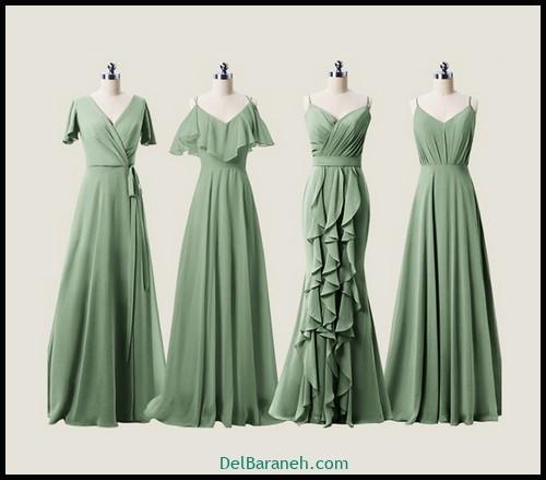 مدل لباس زیبا برای ساقدوش عروس (۲۲)