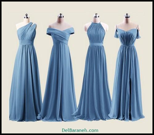 مدل لباس زیبا برای ساقدوش عروس (۲۳)