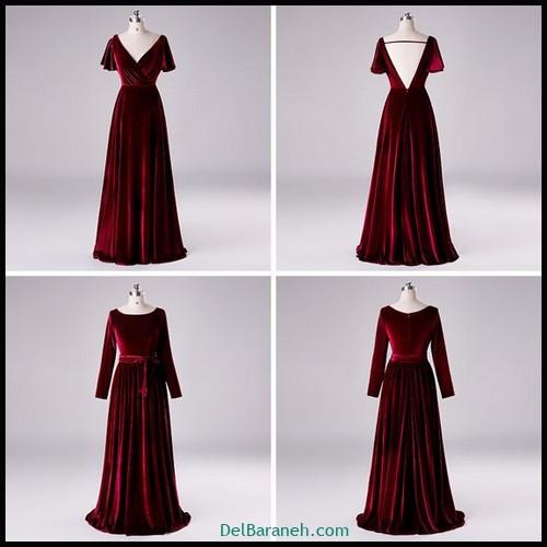 مدل لباس زیبا برای ساقدوش عروس (۲۷)