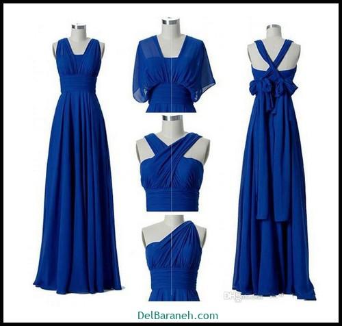 مدل لباس زیبا برای ساقدوش عروس (۳۰)