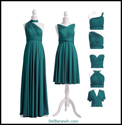 مدل لباس زیبا برای ساقدوش عروس (۳۱)