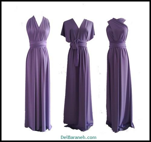 مدل لباس زیبا برای ساقدوش عروس (۳۵)