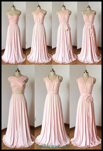 مدل لباس زیبا برای ساقدوش عروس (۳۶)