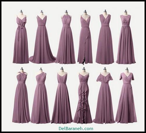 مدل لباس زیبا برای ساقدوش عروس (۴۰)