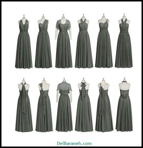 مدل لباس زیبا برای ساقدوش عروس (۴۱)
