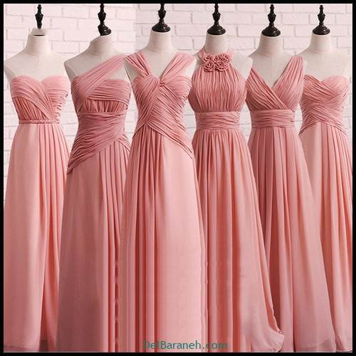 مدل لباس زیبا برای ساقدوش عروس (۴۵)