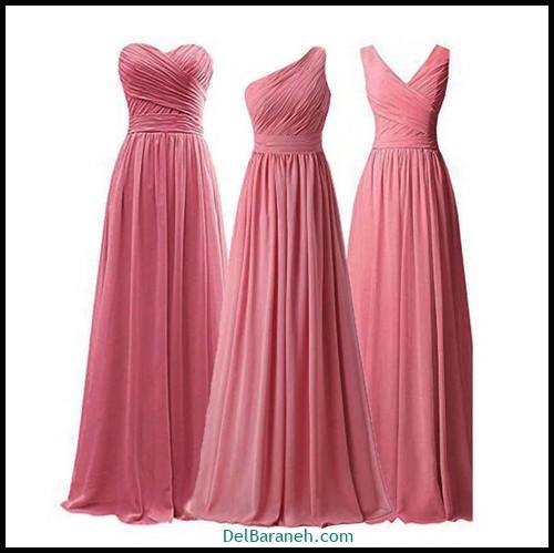 مدل لباس زیبا برای ساقدوش عروس (۴۶)