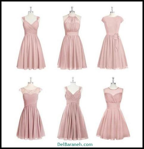 مدل لباس زیبا برای ساقدوش عروس (۴۷)