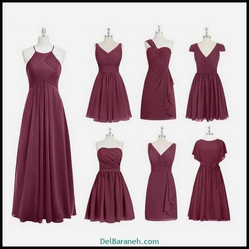 مدل لباس زیبا برای ساقدوش عروس (۴۹)