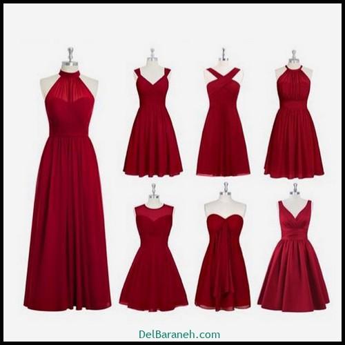 مدل لباس زیبا برای ساقدوش عروس (۵۰)