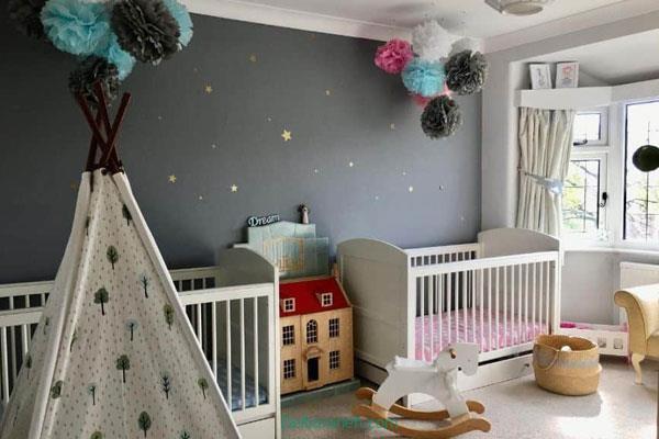 سیسمونی نوزاد دخترانه و پسرانه 1400 جدید  - تزیین سیسمونی نوزاد دخترانه و پسرانه 1400 جدید