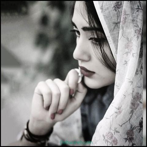 تصاویر غمگین دخترانه (۲)