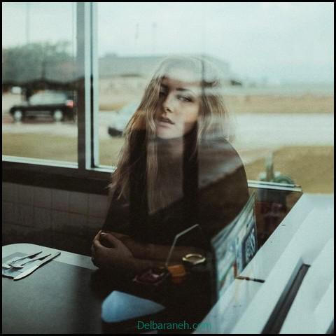 تصاویر غمگین دخترانه (۶)