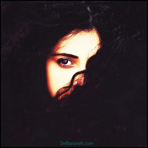 تصاویر غمگین دخترانه (۸)