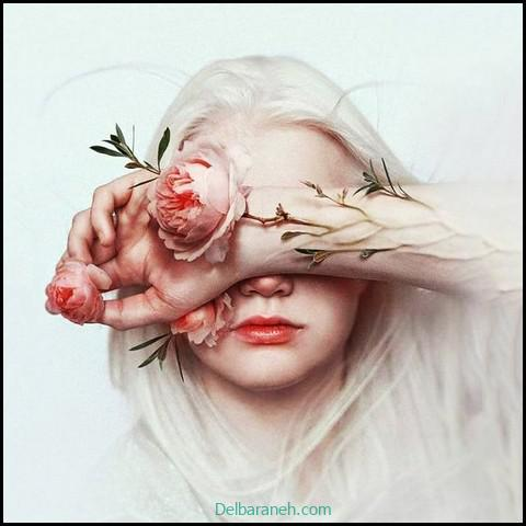 عکس دختر ایرانی غمگین (۵)