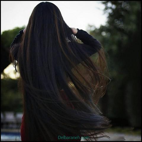 عکس دختر غمگین خوشگل (۱)