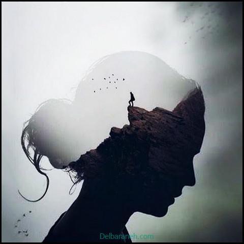 عکس غمگین دخترانه (۲)