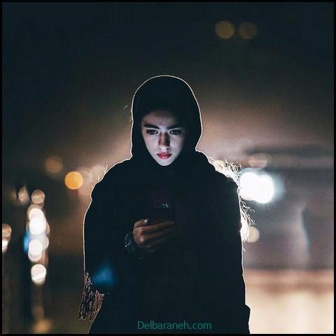 عکس غمگین دخترانه (۳)