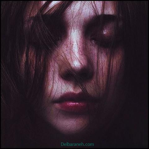 عکس غمگین دخترانه (۷)