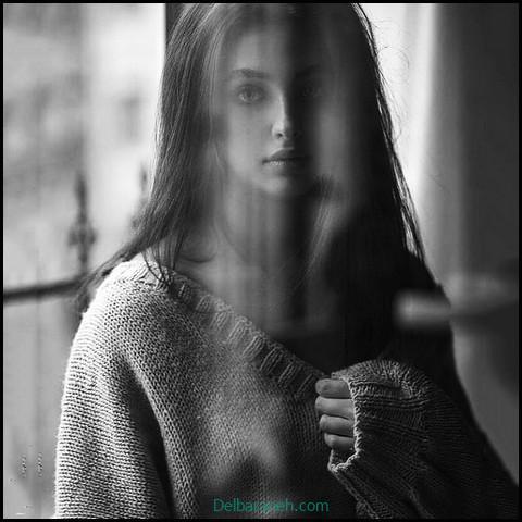 عکس غمگین دخترانه (۹)