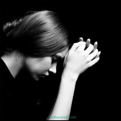 عکس غمگین دخترونه (۱)