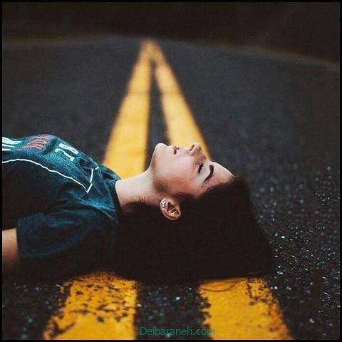 عکس غمگین دخترونه (۲)
