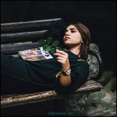 عکس غمگین دخترونه (۳)
