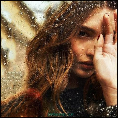 عکس غمگین دختر برای پروفایل (۱۰)
