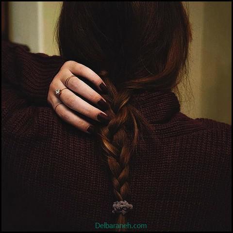 عکس غمگین دختر برای پروفایل (۲)