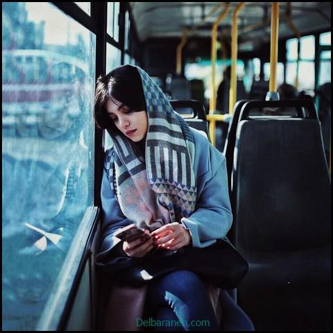عکس غمگین دختر برای پروفایل (۳)