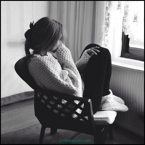 عکس پروفایل غمگین دخترانه (۶)