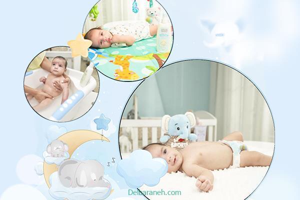 حساسیت های پوستی در نوزادان